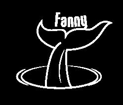 Fanny underwater pic